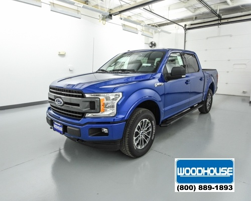 2018 F-150 SuperCrew Cab 4x4, Pickup #T180167 - photo 9