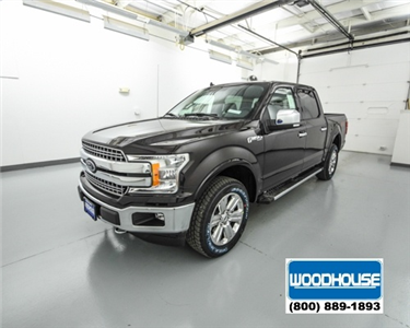 2018 F-150 SuperCrew Cab 4x4,  Pickup #T180171 - photo 1