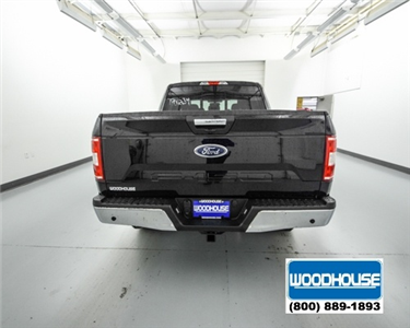 2018 F-150 SuperCrew Cab 4x4,  Pickup #T180234 - photo 5