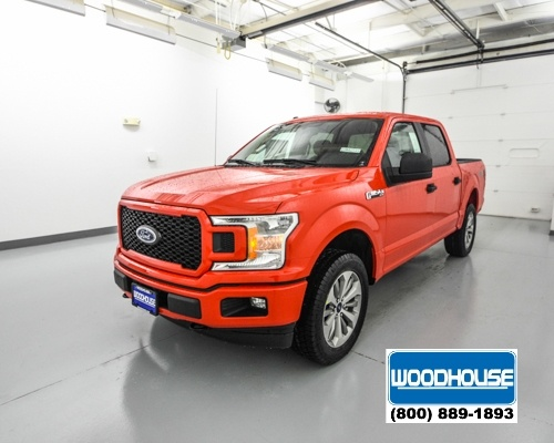 2018 F-150 Crew Cab 4x4, Pickup #T180251 - photo 1