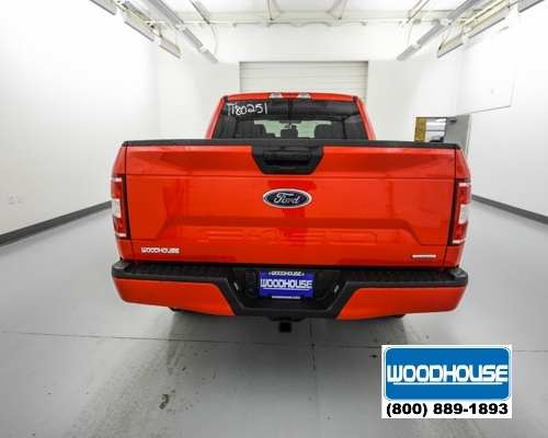 2018 F-150 Crew Cab 4x4, Pickup #T180251 - photo 5