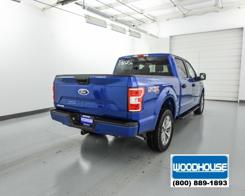 2018 F-150 SuperCrew Cab 4x4, Pickup #T180256 - photo 2
