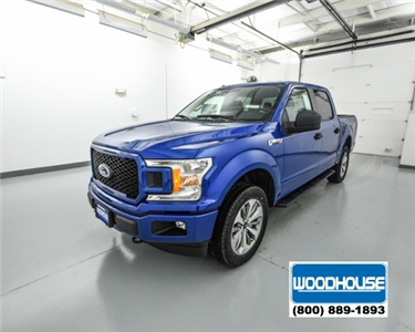 2018 F-150 SuperCrew Cab 4x4, Pickup #T180256 - photo 1