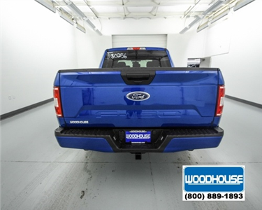 2018 F-150 SuperCrew Cab 4x4, Pickup #T180256 - photo 5