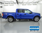 2018 F-150 SuperCrew Cab 4x4, Pickup #T180256 - photo 4