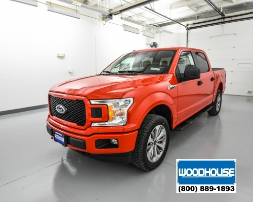 2018 F-150 SuperCrew Cab 4x4, Pickup #T180274 - photo 1