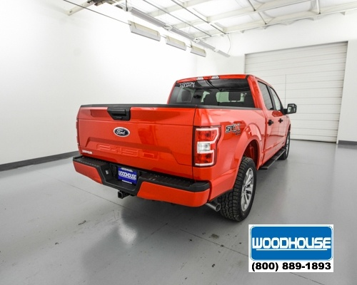 2018 F-150 SuperCrew Cab 4x4, Pickup #T180274 - photo 2