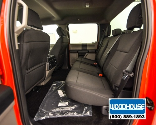 2018 F-150 SuperCrew Cab 4x4, Pickup #T180274 - photo 8