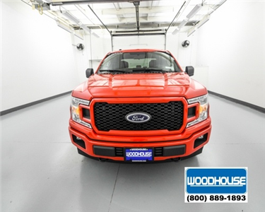 2018 F-150 SuperCrew Cab 4x4, Pickup #T180274 - photo 3