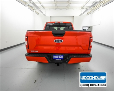 2018 F-150 SuperCrew Cab 4x4, Pickup #T180274 - photo 5