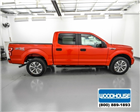 2018 F-150 SuperCrew Cab 4x4, Pickup #T180274 - photo 4