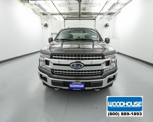 2018 F-150 SuperCrew Cab 4x4, Pickup #T180298 - photo 3
