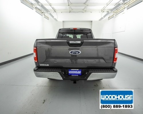 2018 F-150 SuperCrew Cab 4x4, Pickup #T180298 - photo 5
