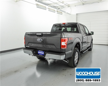 2018 F-150 SuperCrew Cab 4x4, Pickup #T180298 - photo 2
