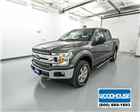 2018 F-150 SuperCrew Cab 4x4, Pickup #T180298 - photo 1
