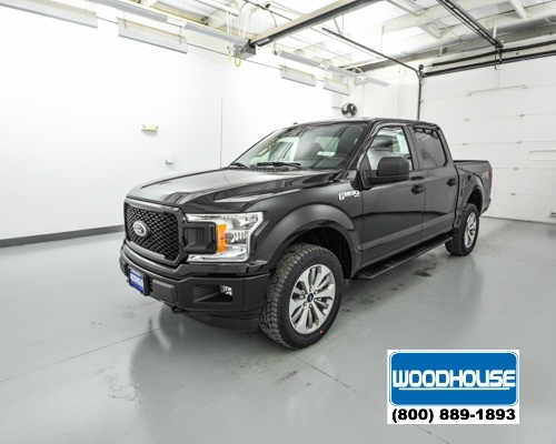 2018 F-150 SuperCrew Cab 4x4, Pickup #T180306 - photo 1