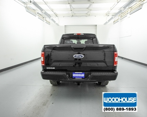 2018 F-150 SuperCrew Cab 4x4, Pickup #T180306 - photo 5