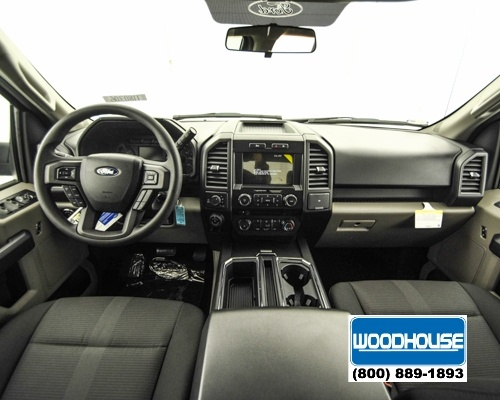 2018 F-150 SuperCrew Cab 4x4, Pickup #T180306 - photo 9