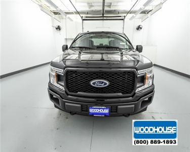 2018 F-150 SuperCrew Cab 4x4, Pickup #T180306 - photo 3