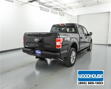 2018 F-150 SuperCrew Cab 4x4, Pickup #T180306 - photo 2