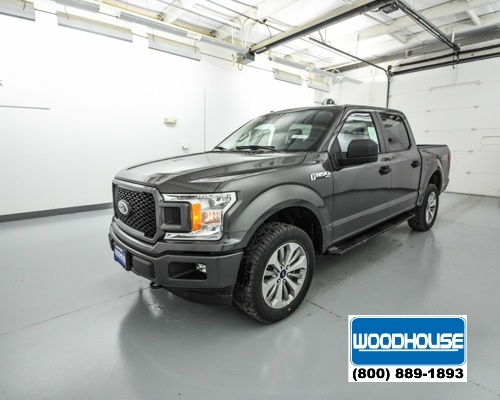 2018 F-150 Crew Cab 4x4, Pickup #T180307 - photo 1