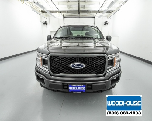 2018 F-150 Crew Cab 4x4, Pickup #T180307 - photo 3
