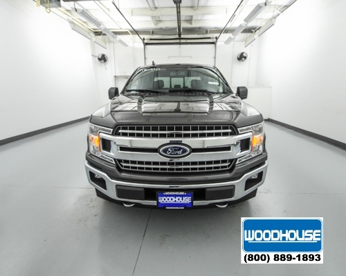 2018 F-150 Crew Cab 4x4, Pickup #T180310 - photo 3