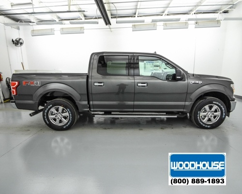2018 F-150 Crew Cab 4x4, Pickup #T180310 - photo 4