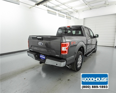 2018 F-150 Crew Cab 4x4, Pickup #T180310 - photo 2