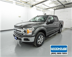 2018 F-150 Crew Cab 4x4, Pickup #T180310 - photo 1