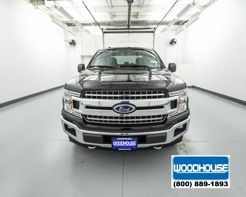 2018 F-150 SuperCrew Cab 4x4, Pickup #T180313 - photo 3
