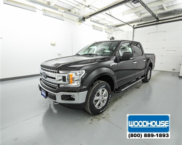 2018 F-150 SuperCrew Cab 4x4, Pickup #T180313 - photo 1