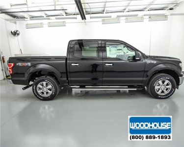 2018 F-150 SuperCrew Cab 4x4, Pickup #T180313 - photo 4