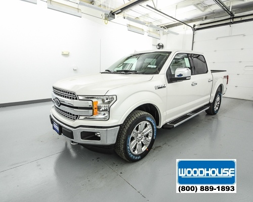 2018 F-150 SuperCrew Cab 4x4,  Pickup #T180346 - photo 1