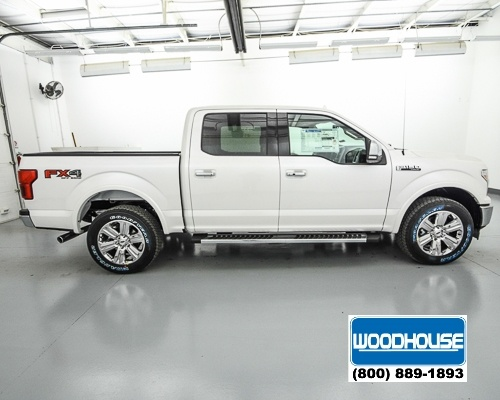 2018 F-150 SuperCrew Cab 4x4,  Pickup #T180346 - photo 4