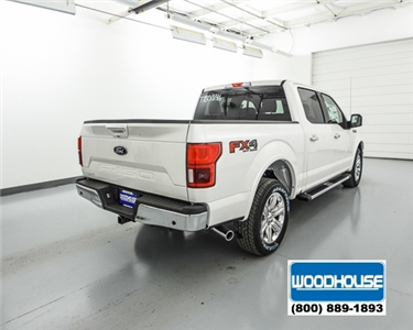 2018 F-150 SuperCrew Cab 4x4,  Pickup #T180346 - photo 2