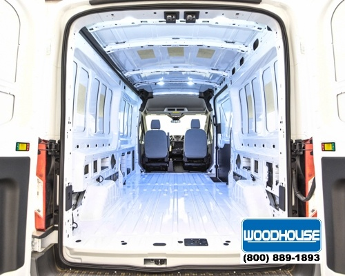 2018 Transit 250 Medium Roof, Cargo Van #T180377 - photo 3