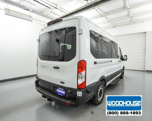 2018 Transit 350 Med Roof 4x2,  Passenger Wagon #T180415 - photo 2