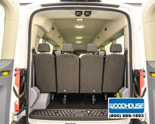 2018 Transit 350 Med Roof 4x2,  Passenger Wagon #T180415 - photo 8