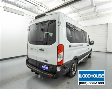 2018 Transit 350 Med Roof, Passenger Wagon #T180415 - photo 2