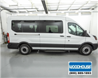 2018 Transit 350 Med Roof, Passenger Wagon #T180415 - photo 4