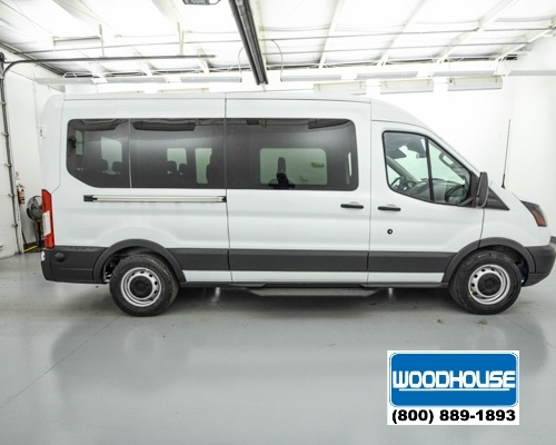 2018 Transit 350 Med Roof, Passenger Wagon #T180416 - photo 3