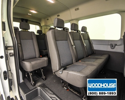 2018 Transit 350 Med Roof, Passenger Wagon #T180416 - photo 6