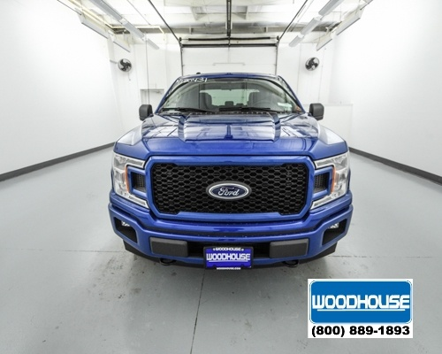 2018 F-150 SuperCrew Cab 4x4, Pickup #T180431 - photo 3
