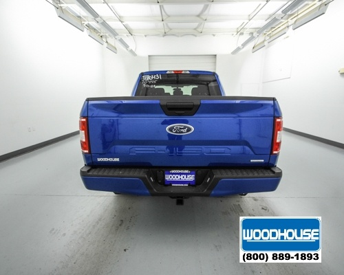 2018 F-150 SuperCrew Cab 4x4, Pickup #T180431 - photo 5