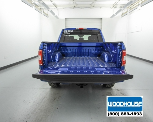 2018 F-150 SuperCrew Cab 4x4, Pickup #T180431 - photo 6