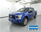 2018 F-150 SuperCrew Cab 4x4, Pickup #T180431 - photo 1