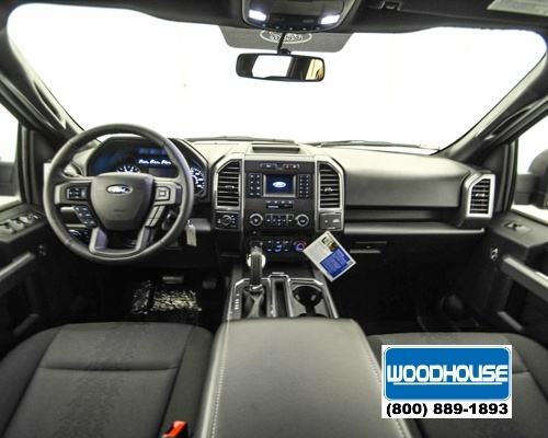 2018 F-150 SuperCrew Cab 4x4, Pickup #T180432 - photo 9