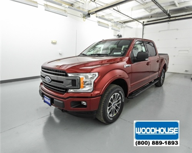 2018 F-150 SuperCrew Cab 4x4, Pickup #T180432 - photo 1
