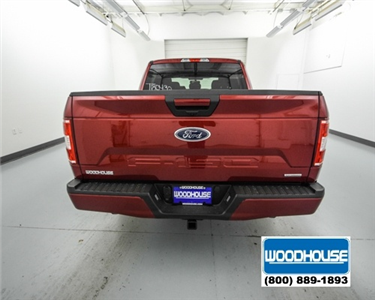 2018 F-150 SuperCrew Cab 4x4, Pickup #T180432 - photo 5